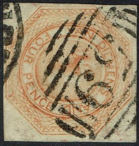 TASMANIA 1853 QV COURIER 4D USED