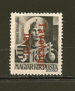 Hungary 812 Overprint Mint Hinged