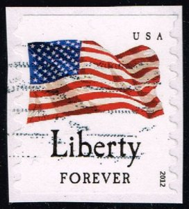 US #4632 Flag and Liberty; Used (0.25) (2Stars)