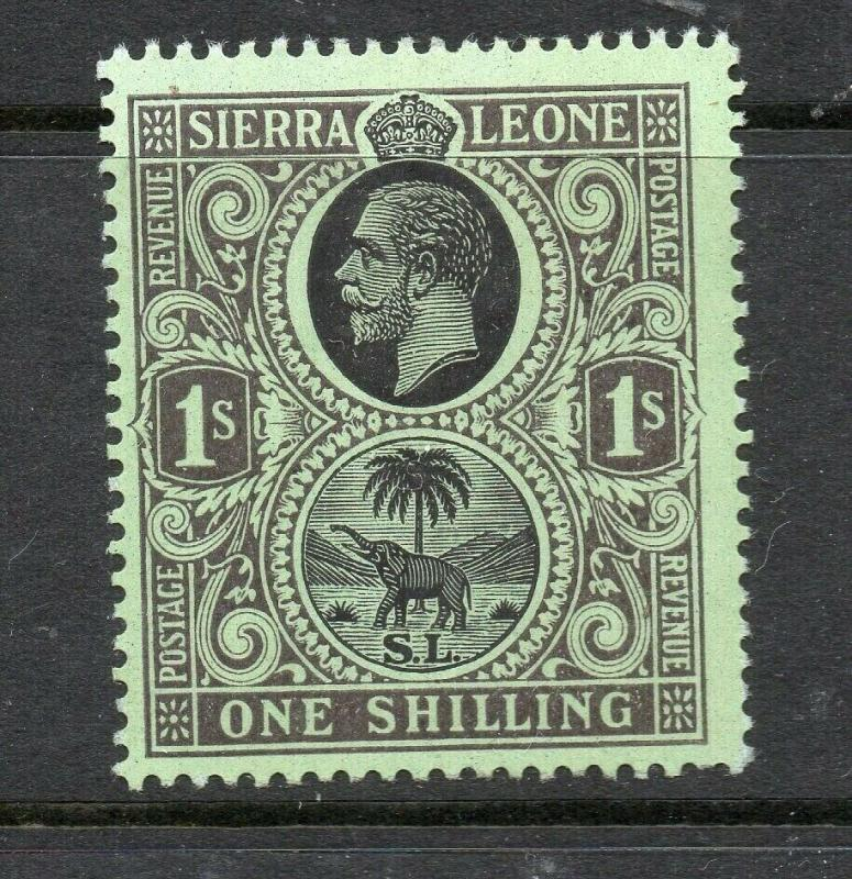 Sierra Leone 1912 Early Issue Fine Mint hinged Shade of 1S. 303685