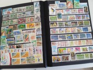Lot France 115 stamps used/unused