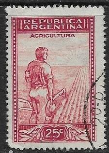 Argentina # 441 - Agriculture - used