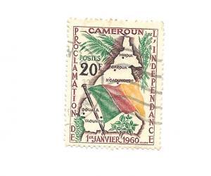 Cameroun 1960 - Scott #336