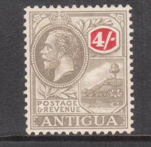 Antigua #57 Very Fine Mint Lightly Hinged