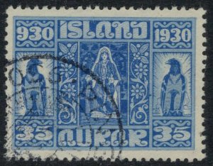 Iceland #160  CV $16.50