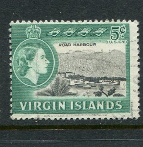 Virgin Islands #148 Used