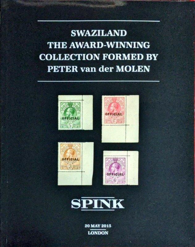Auction Catalogue SWAZILAND - The Peter van der Molen Collection