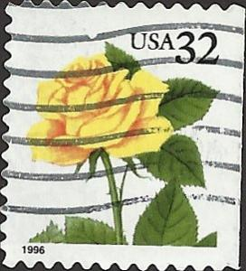 # 3049 USED YELLOW ROSE