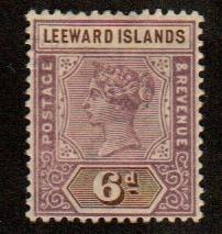 Leeward Islands #5  Mint  Scott $13.50