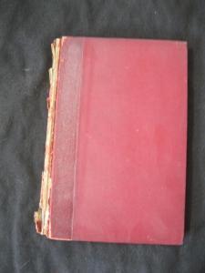 THE WEST END PHILATELIST BOUND VOLUME  III (MAR 1906-FEB 1907)