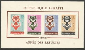 HAITI C192a MNH SS [D2]