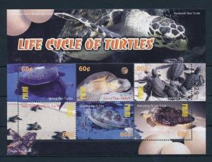 [35358] Palau 2004 Reptiles Turtles MNH Sheet