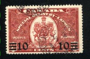 Canada #E9   u  VF  1939 PD