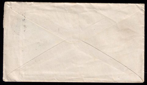 US Scott #64b Worcester Mass Rose Pink Shade Postal Cover Very Good Condition