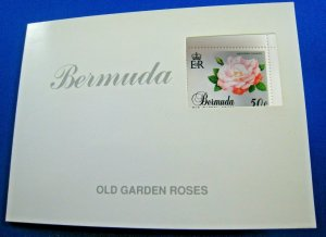 BERMUDA  1989  -  SCOTT # 575a  -   MNH BOOKLET   (SM18)