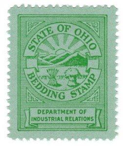 (I.B) US Revenue : Bedding Inspection Fee (Ohio)