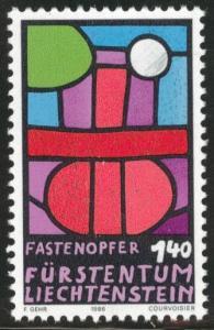 LIECHTENSTEIN Scott 843 MNH** 1986