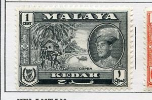 Malaya Kedah MH Scott Cat. # 95