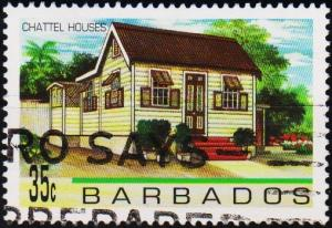 Barbados. 1996 35c S.G.1093 Fine Used
