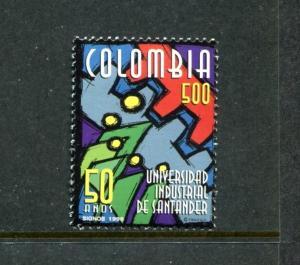 Colombia 1142, MNH, University 1998. x23468
