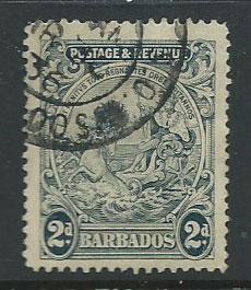 Barbados SG 232 FU