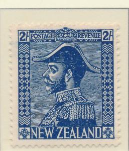 New Zealand Stamp Scott #182a, Mint Hinged - Free U.S. Shipping, Free Worldwi...