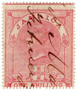 (I.B) Jamaica Revenue : Judicial 1/-