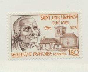 France Scott #2011 From 1986, Collectible Postage Stamps - Free U.S. Shipping...