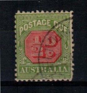 Australia Scott J57 Used (Catalog Value $23.00)