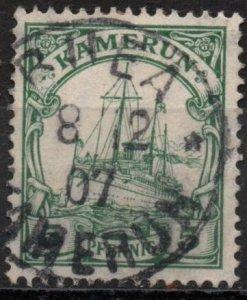 Cameroun - German Dominion - 1905-1918 #21 VF *USED*