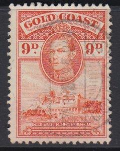 GOLD COAST, Scott 122a, used