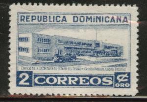 Dominican Republic Scott 450 used 1953
