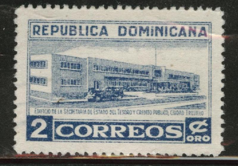 Dominican Republic Scott 450 used 1953