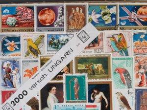 Hungary 2000 Various Postmarked