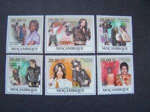 Mozambique 2009 Michael Jackson