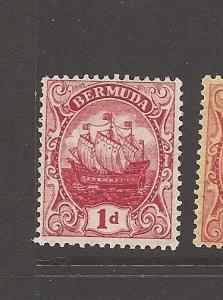 Bermuda SG 46 MOG (6aya)
