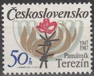 Czechoslovakia #2670  MNH F-VF  (V2547)