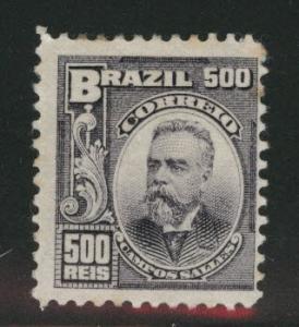 Brazil Scott 182 MH* stamp CV$7.50