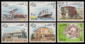 Qatar 196 - 201 MNH