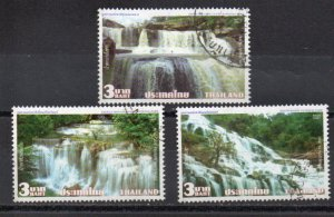 Thailand 2295-2297 used (A)