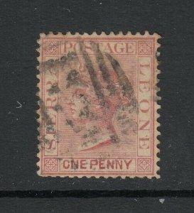 Sierra Leone Sc 12 (SG 17), used