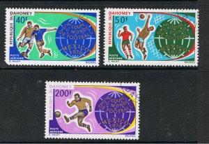 DAHOMEY 1970 9th WORLD SOCCER CHAMPIONSHIPS