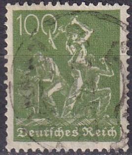 Germany #146 F-VF Used (SU7656)