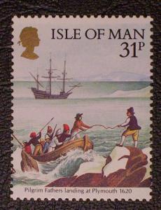 Great Britain - Isle of Man Scott #310 mnh