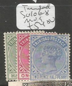 Trinidad SG 106-8 MOG (4cpq)