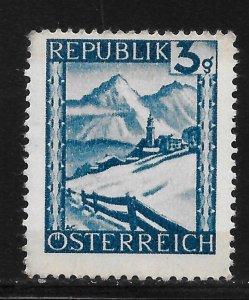 Austria Hinged [3726]
