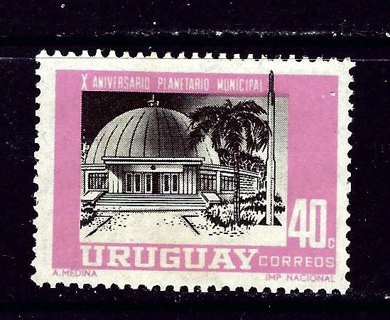 Uruguay 740 Used 1967 issue