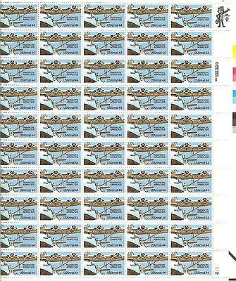 US Scott # C115 .44 Cent Transpacific Airmail Mint Sheet