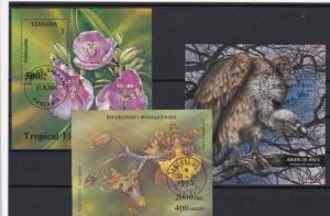tanzania stamps ref r9667