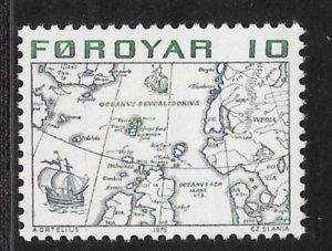 Faroe Islands Mint Never Hinged  [10984]